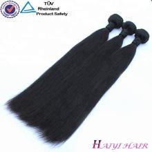 Extensión ascendente humana india de la armadura del cabello humano del precio al por mayor 100 de la pulgada 100