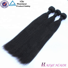 Wholesale Price 100 Indian Human Straight 24 Inch Human Hair Weave Extension