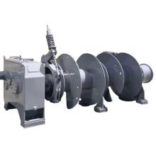 Treuil d'amarrage combiné hydraulique de guindeau d'ancre d'usine de la Chine