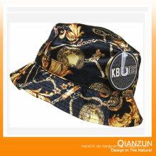 Machen Sie Ihren eigenen Entwurfs-Hut-Wannen-Hut