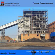 130 T/H Vibrating Grate Palm Shell Fired Boiler