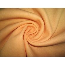 Tissu de laine de brosse à la brosse droite