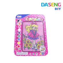 Kinder Set Spielzeug Schmetterling Glasmalerei zum Verkauf