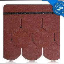 Bardeau / tuile de toit d'asphalte de vente chaude avec le certificat d'OIN
