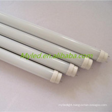 Stable performance SMD2835 led tube light,ETL ce listed led circular tube 9w 600mm transparent or frostaed cover