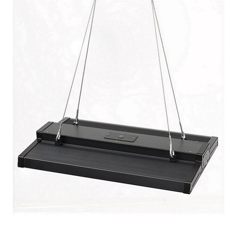 Industriella 150w ledade linjära high bay lights