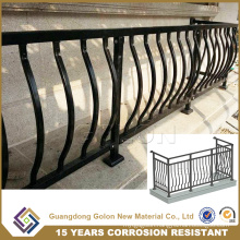 Wrought Iron Steel Deck Porch Railing