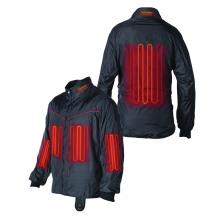 Motorcycle heated jacket 12V