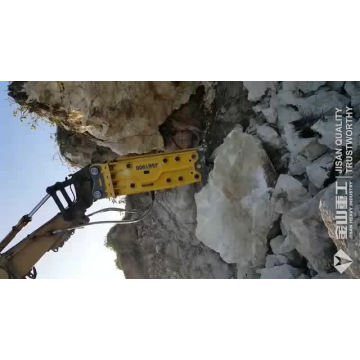 Excavator Mounted hydraulic tools Korea Quality Light Duty Hydraulic Breaker