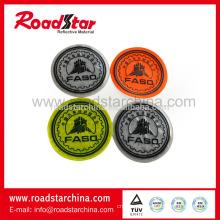 Eco-Friendly PVC Reflective Badge