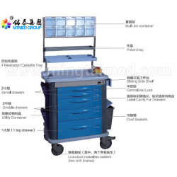 MT-82021 Anesthetic vehicles cart