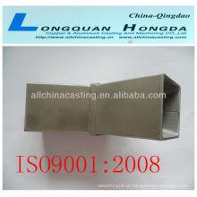 Fundição de alumínio pia de calor, alumínio nova caixa elétrica fundição