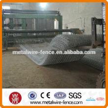 2015 shengxin Hot Sale Negative Twist Hot Dipped Galvanized Hexagonal Wire Mesh,Chicken cage/ gabion
