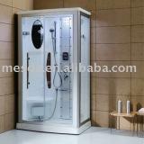 acrylic single steam bath cabin