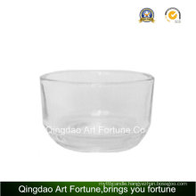 Small Glass Tealight Candle Holder Cup Manufacturer