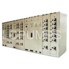 Painel de controle elétrico de baixa tensão