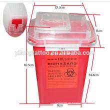 Tatuaje de alta calidad y arte corporal Tatuaje rojo que recolecta suministros de barril Tatuaje accesorios