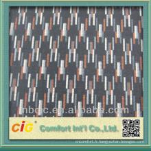 Mode nouveau tissu Jacquard de Polyester