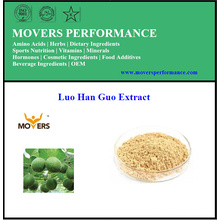 Extrait de Luo Han Guo / Momordica Grosvenori Extrait / Mogroside