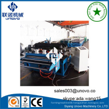 auto anode plate collecting electrodes roll forming machine