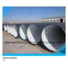 API 5L X65 Dreilagige Polyethylen-Beschichtungsrohre