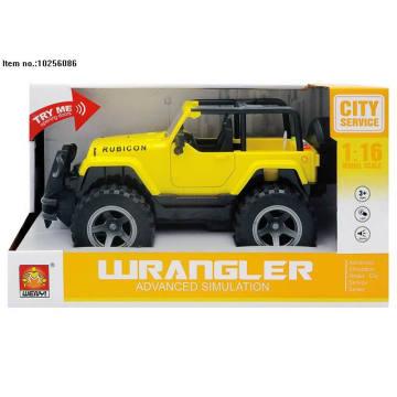 Трения автомобиль игрушки со светом и музыка для детей