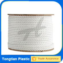 low price uv treated 3 strands pp ropes