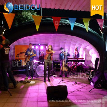 LED Events Party Wedding Tent Marquee Dome militaire Tente gonflable Garden Party Gazebo