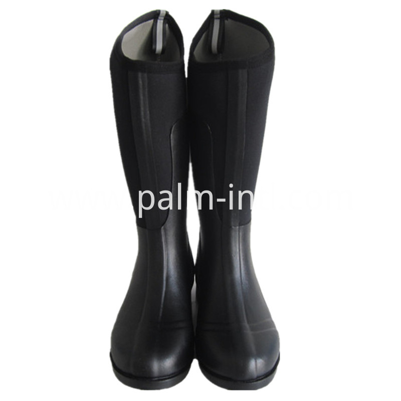 Ladies' Waterproof Rubber Boots