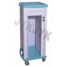 ABS Medical Cart for Patient Record Holder
