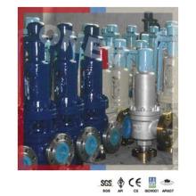Válvula de segurança Wcb de alta temperatura 390deg