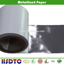 Silver Metallized Paper for printing