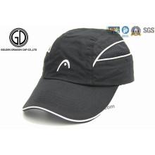 Sombrero deportivo de sol sombrero gorro de golf de poliéster