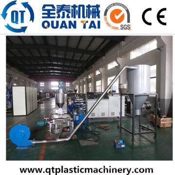 Gebrauchte Kunststoff-Recycling-Maschinen / Produktionslinie für die Pelletierung