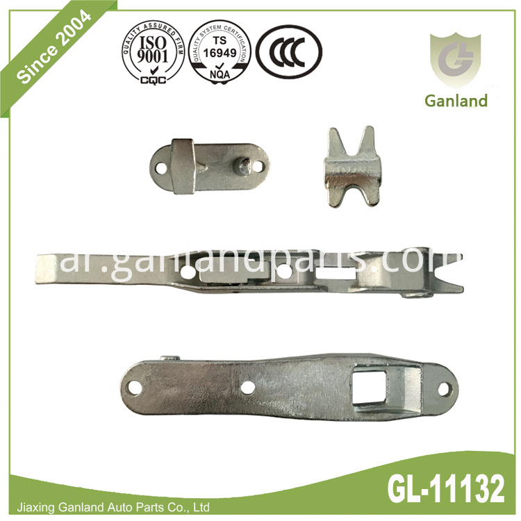 Side Skirts Locking Gear GL-11132