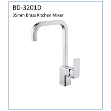 Bd3201d Brass Single Lever Kitchen Mixer 35mm