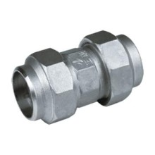 Welded Pipefitting Equal Coupling