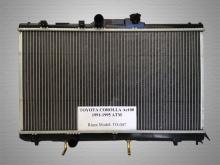 Алюминиевый радиатор авто для Toyota