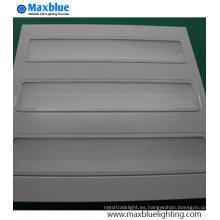 Luz del panel del techo de la parrilla del LED de 600 * 600 36W LED