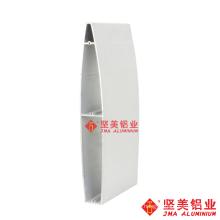 Perfil de muro cortina de aluminio OEM