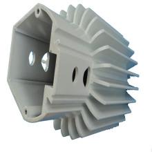 Extrusão de usinagem para dissipadores de calor por LED