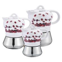 2/4 / 6cups Mocha Pot Máquina de café