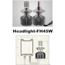 12V привели супер яркий светодиодный комплект фар H4