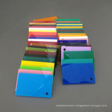 OLEG 3mm Color Acrylic Sheet