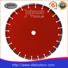 350mm Laser Loop Cutting Blade for Cutting Concrete and Asphalt