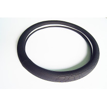 Customize Microfiber leather steering wheel cover
