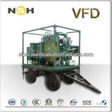SINO-NSH VFD Vacuum Transformer Oil Recycling plant