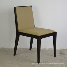 Wholesale Hotel Restaurant Used Wood Parson Chair (SP-EC855)