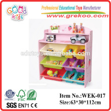 2014 new toy shelf for children ,popular wooden toy shelf ,hot sale toy shelf