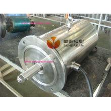 Motor eléctrico de acero inoxidable estándar IEC y NEMA 56c, B35